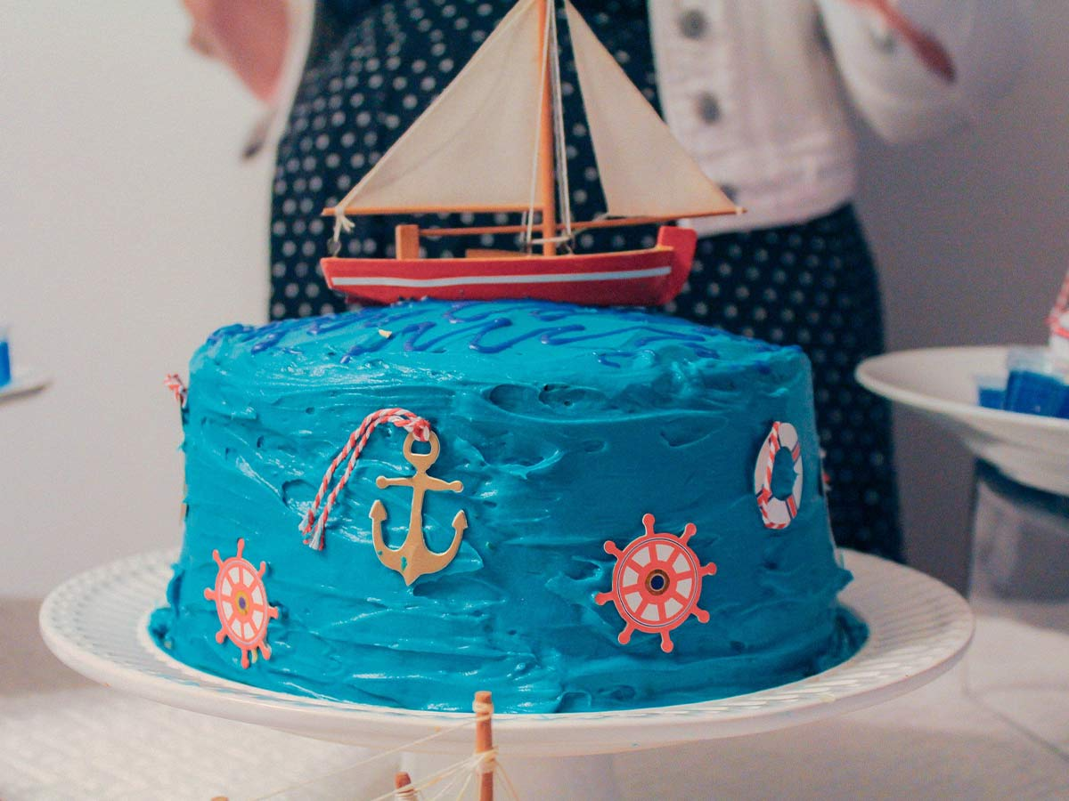 Sailing Boat cakes are an awesome idea for boat themed birthdays or children who are boat lovers.
