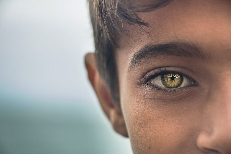 Names of boys in India are unique and interesting and often are inspired by the gods, like Lord Krishna.