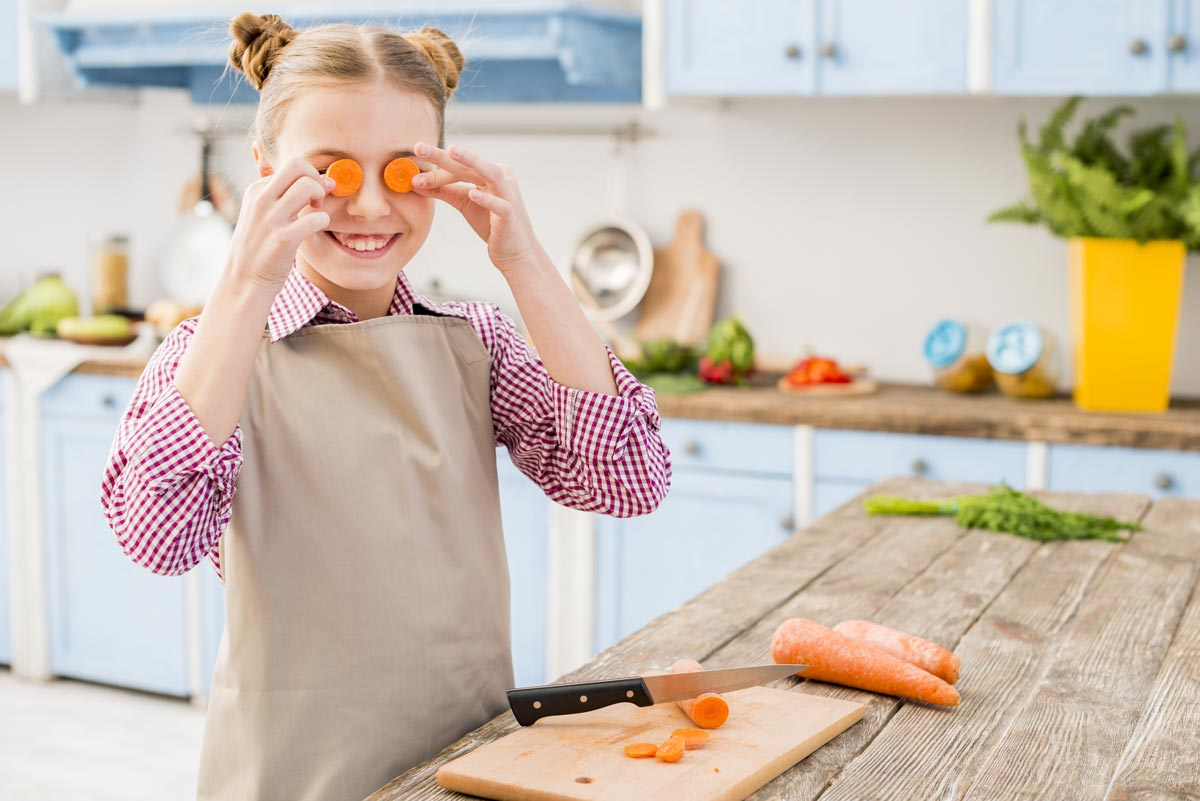 Carrots are a global symbol of health and wellbeing.