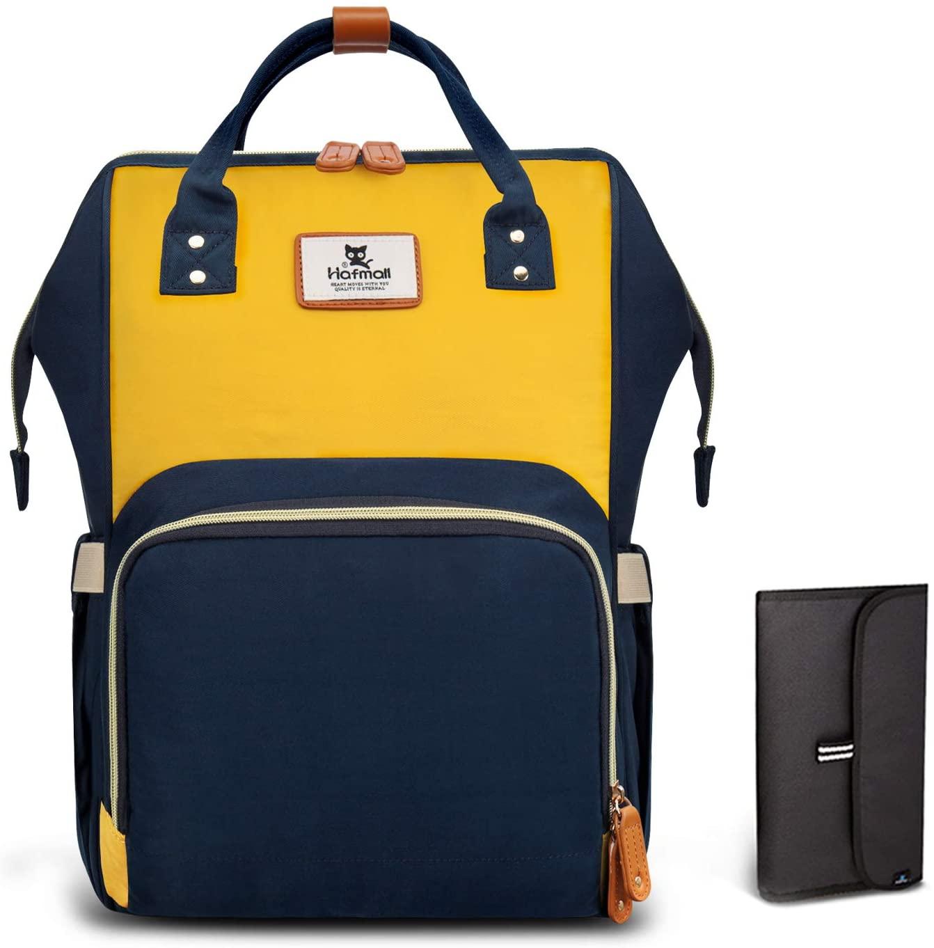 Changing Bag Backpack Waterproof, Hafmall.