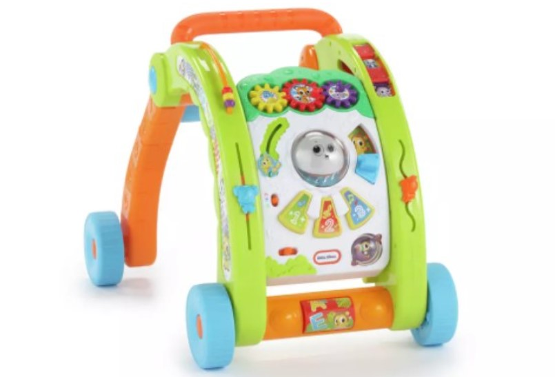 3-in-1 activity walker best for added features.