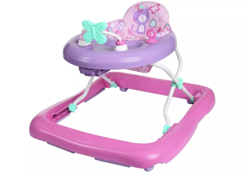 Budget friendly walker perfect for restless little ones.