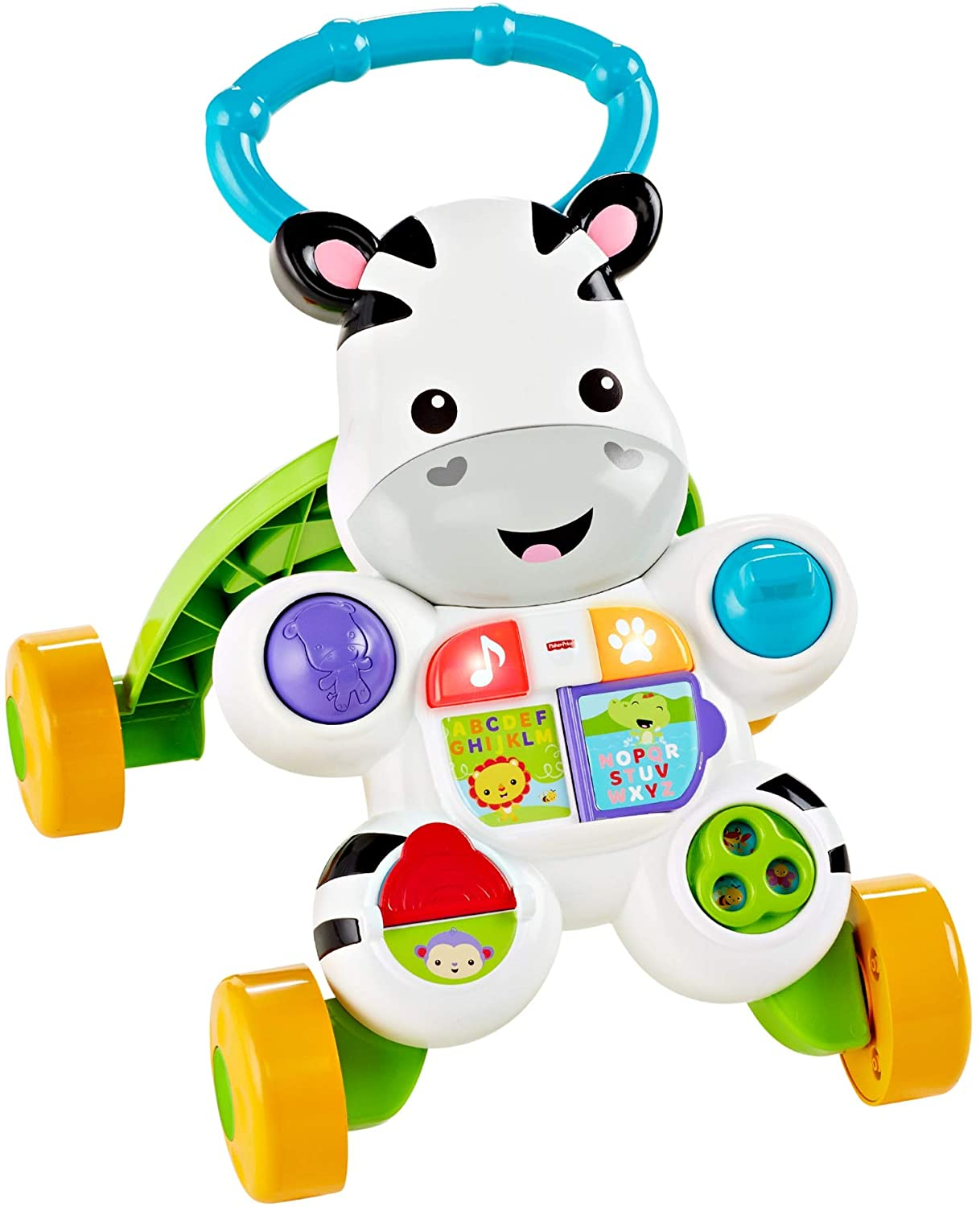Baby walker with music and sounds for learning.