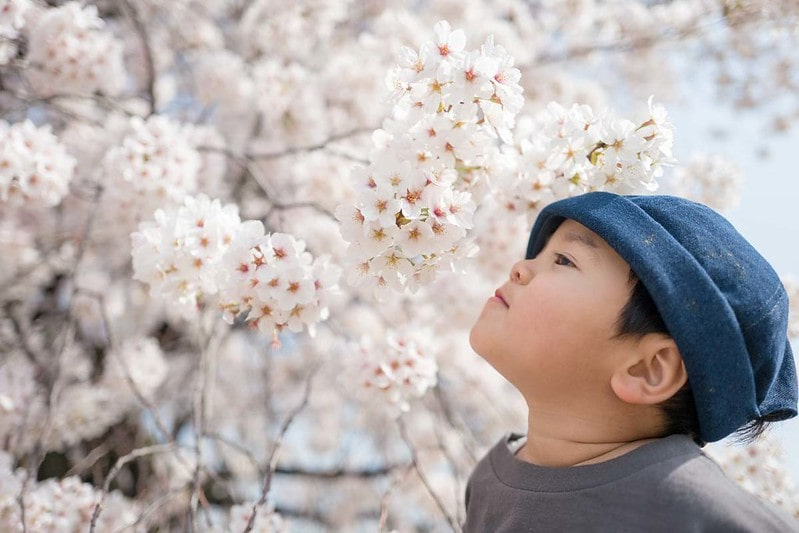 There are many names with flower-related meanings for boys.