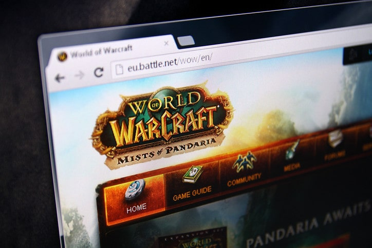 World of Warcraft is a hugely popular video game with many characters and unique names.