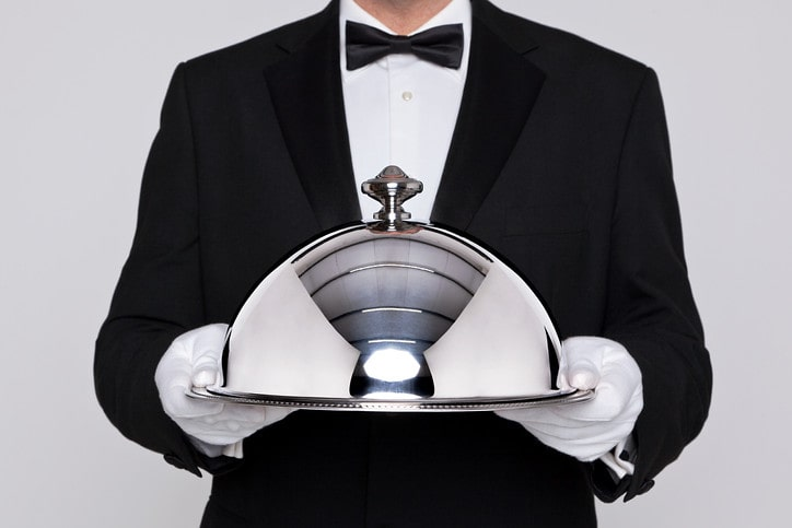 The butler profession is a highly skilled and respectable profession.