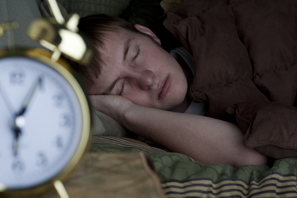 Normally, when the clocks go back, we are fast asleep as it takes place in the very early hours of the morning.