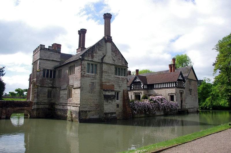 Visit Baddesley Clinton and enjoy its moat and lake.