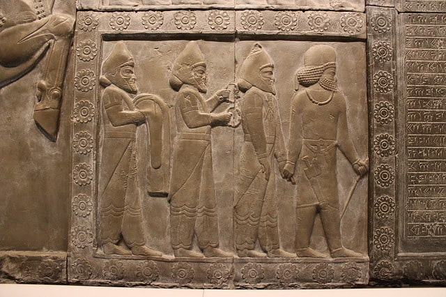 Sumerians were not only innovative in their technology but also with their names.