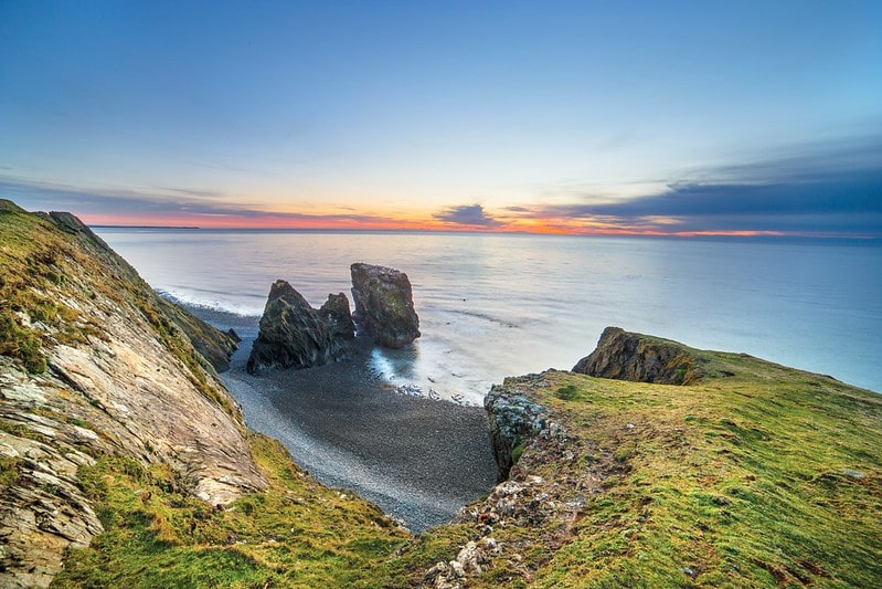 Wales has a rich and ancient history and many of the baby names are derived from it.