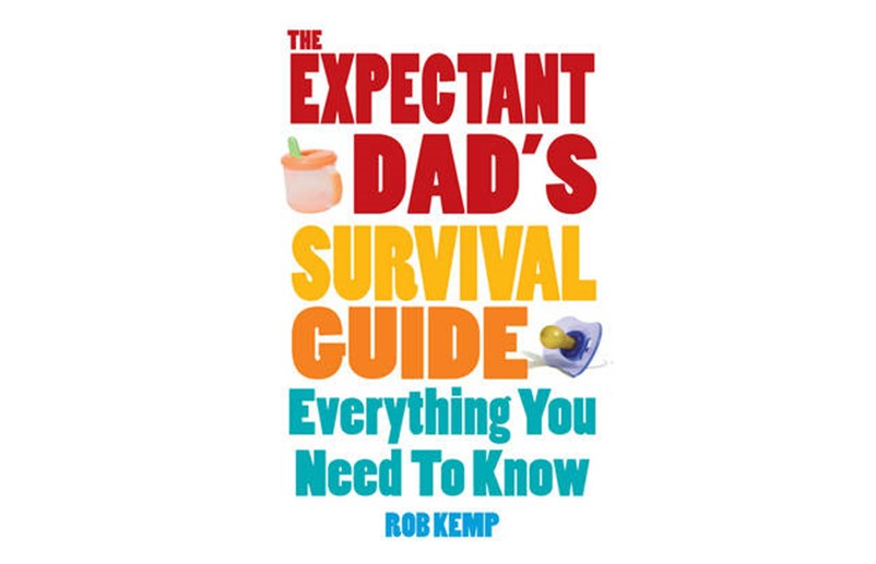 Book  that will guide for expectant daddy for you to understand the whole journey of your wife pregnancy.