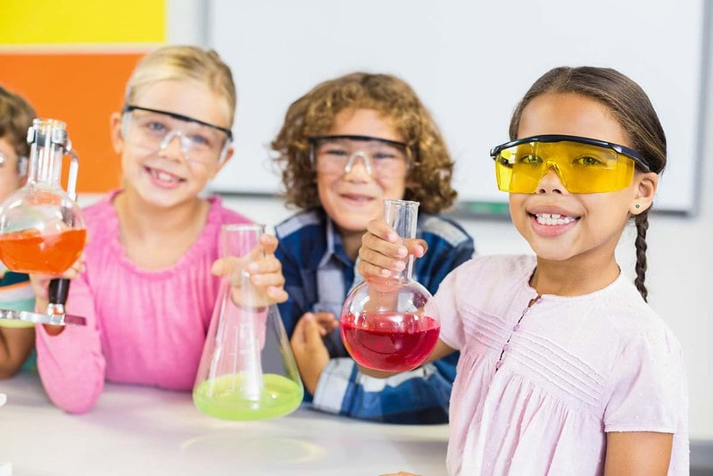 You can inspire your child by giving them a STEM name.