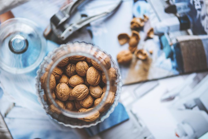 Nut puns are funny because they use wordplay to make us laugh.