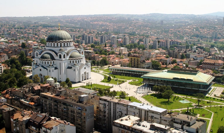 Surnames in Serbia draw inspiration from the beautiful surroundings, as well as parents' names and occupations.