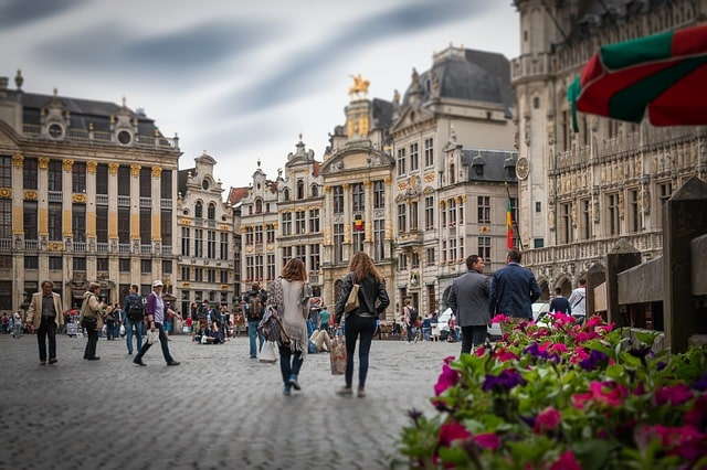 Different Belgian surnames can be found all around the country.
