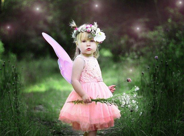 Your little fairy deserves a fabulous fairy name.