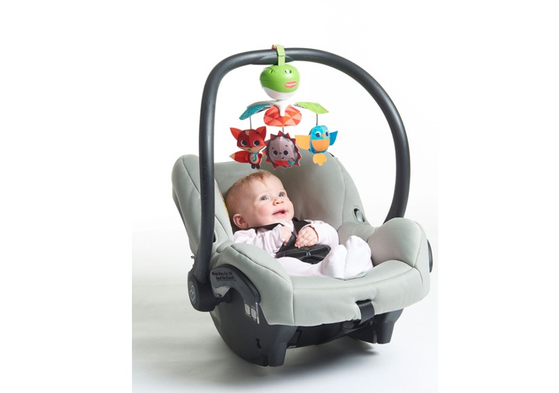 Innovative and portable design with attractive and calming music for babies that helps to stimulates senses.