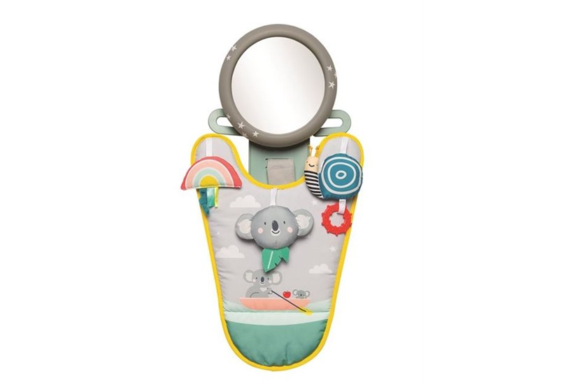 Beautiful entertainment toy for babies with koala character design.
