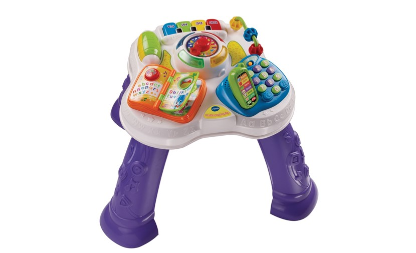 VTech Baby Play & Learn Activity Table - The Entertainer. ‍