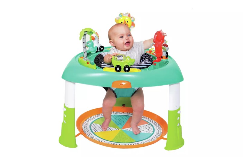 Infantino Sit, Spin And Stand Activity Table.