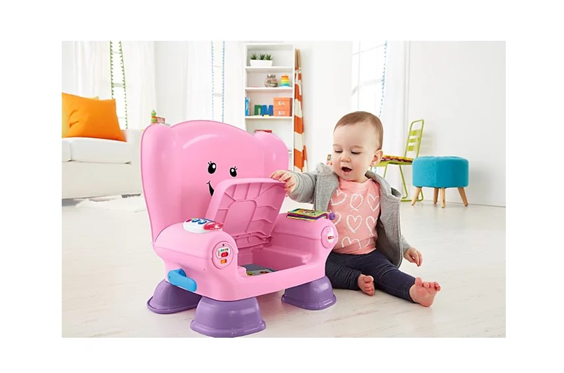 Fisher Price Laugh Aand Learn Smart Stages Chair‍.