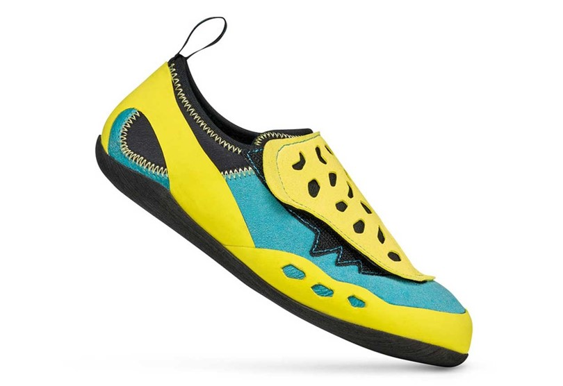 Comfortable scarpa climbing shoes with best stability feature and design perfect for kids.