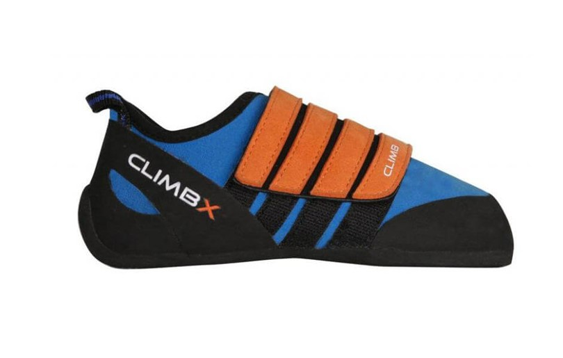 Unique climb x shoes for kids with super high quality that perfectly for climbing that will adjust base on your feet size.