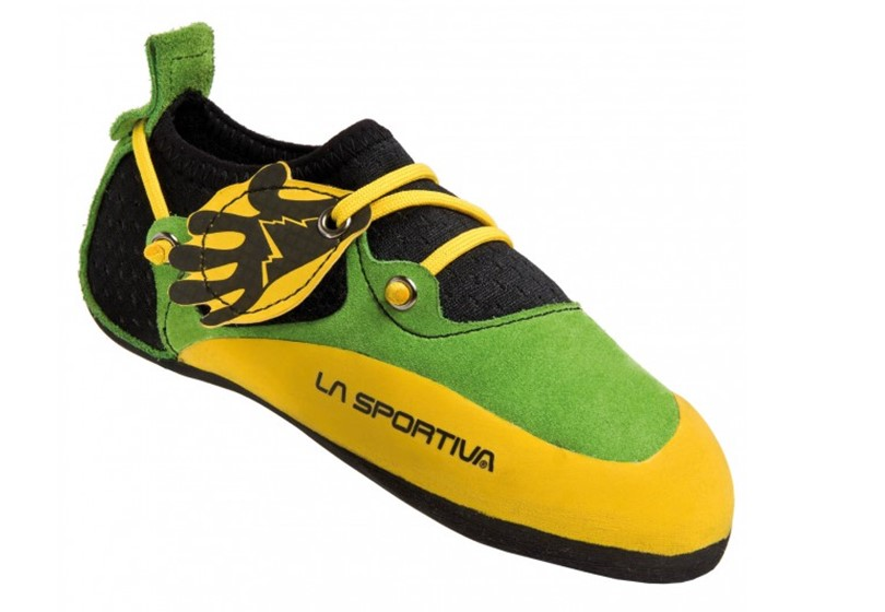 Good fit and quality climbing shoes for kids that gives comfortability.