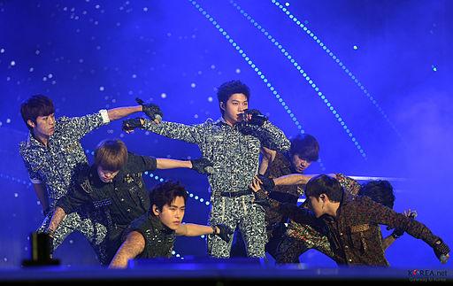 Kpop is a global sensation.
