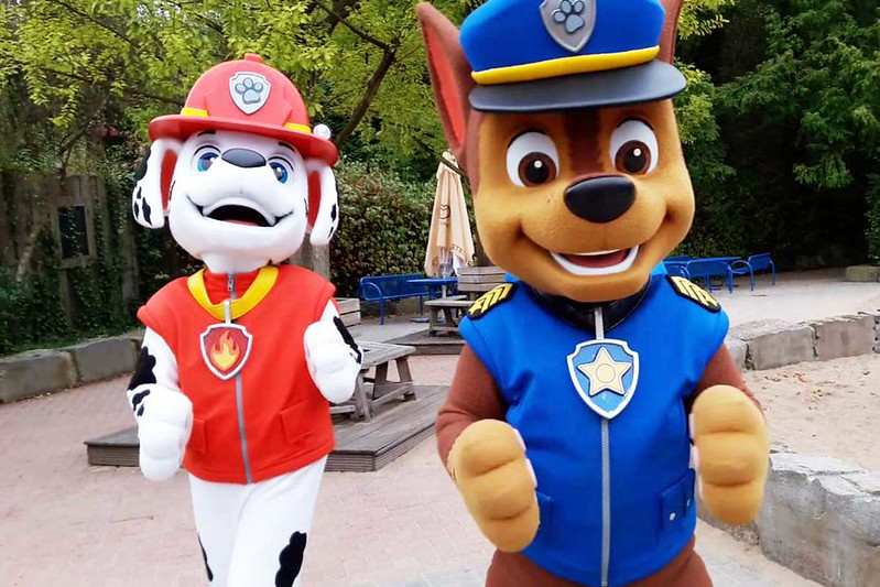 Paw Patrol has been an iconic Television series for children.