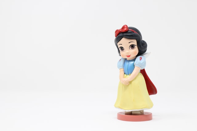 Snow White and the Seven Dwarfs are loved characters.