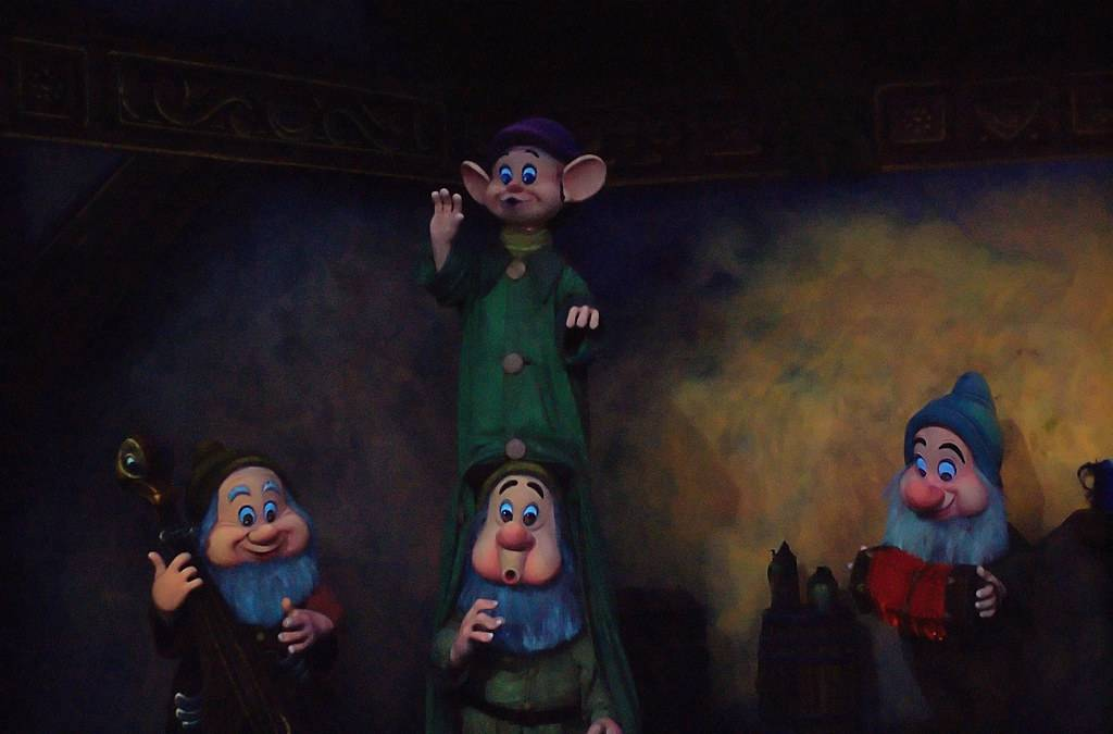 'Snow White And The Seven Dwarfs' was the first feature-length animated film in the US.