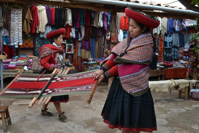 Peru is famous for Machu Picchu and the beauty of such landscapes in this country has inspired many beautiful names.