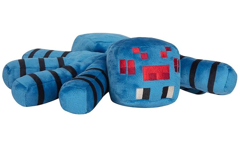 J!nx Adventure Cave Spider Plush Toy.