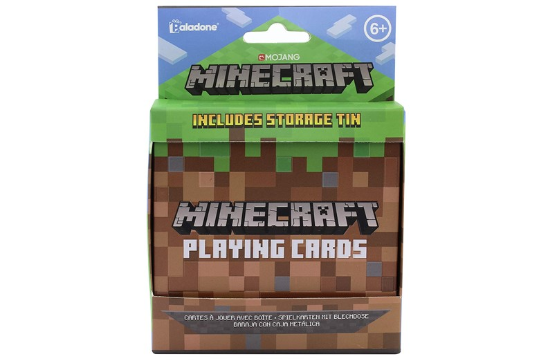 Novel and original Minecraft card perfect for collection and playing.