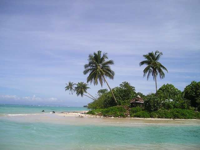 Samoa is a beautiful Pacific island which has a unique culture which translates to its last names.