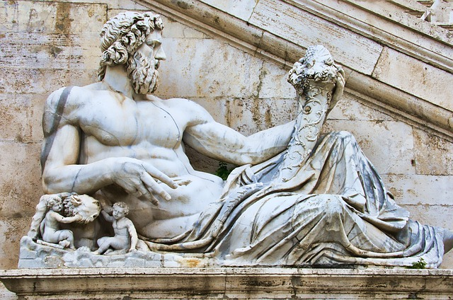 Rome is a beautiful city and still bears the mark of the Roman.