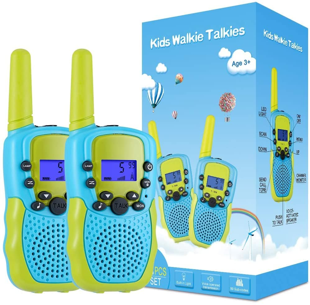 Kearui Kids Walkie Talkies.