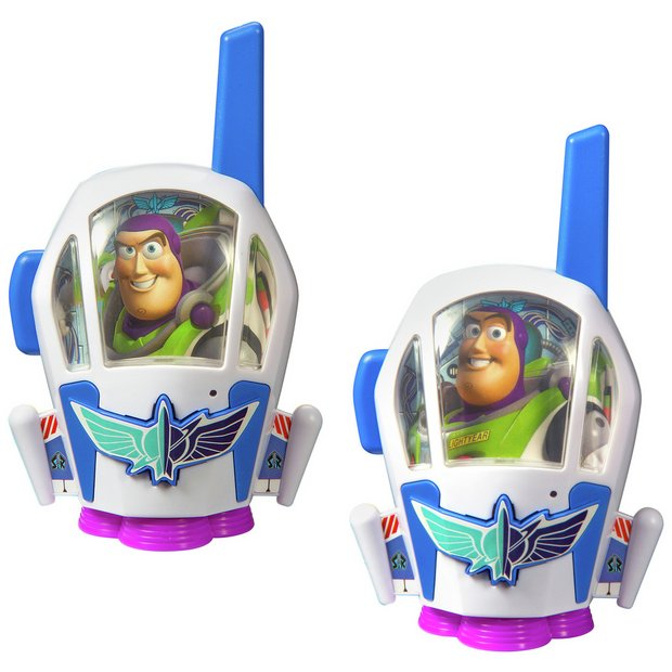 Toy Story Walkie Talkies.