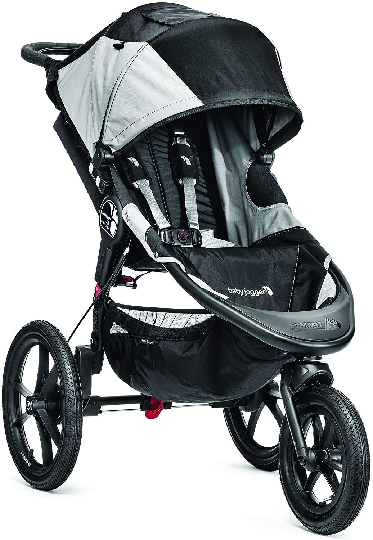 Baby Jogger Summit X3 All-Terrain Pushchair