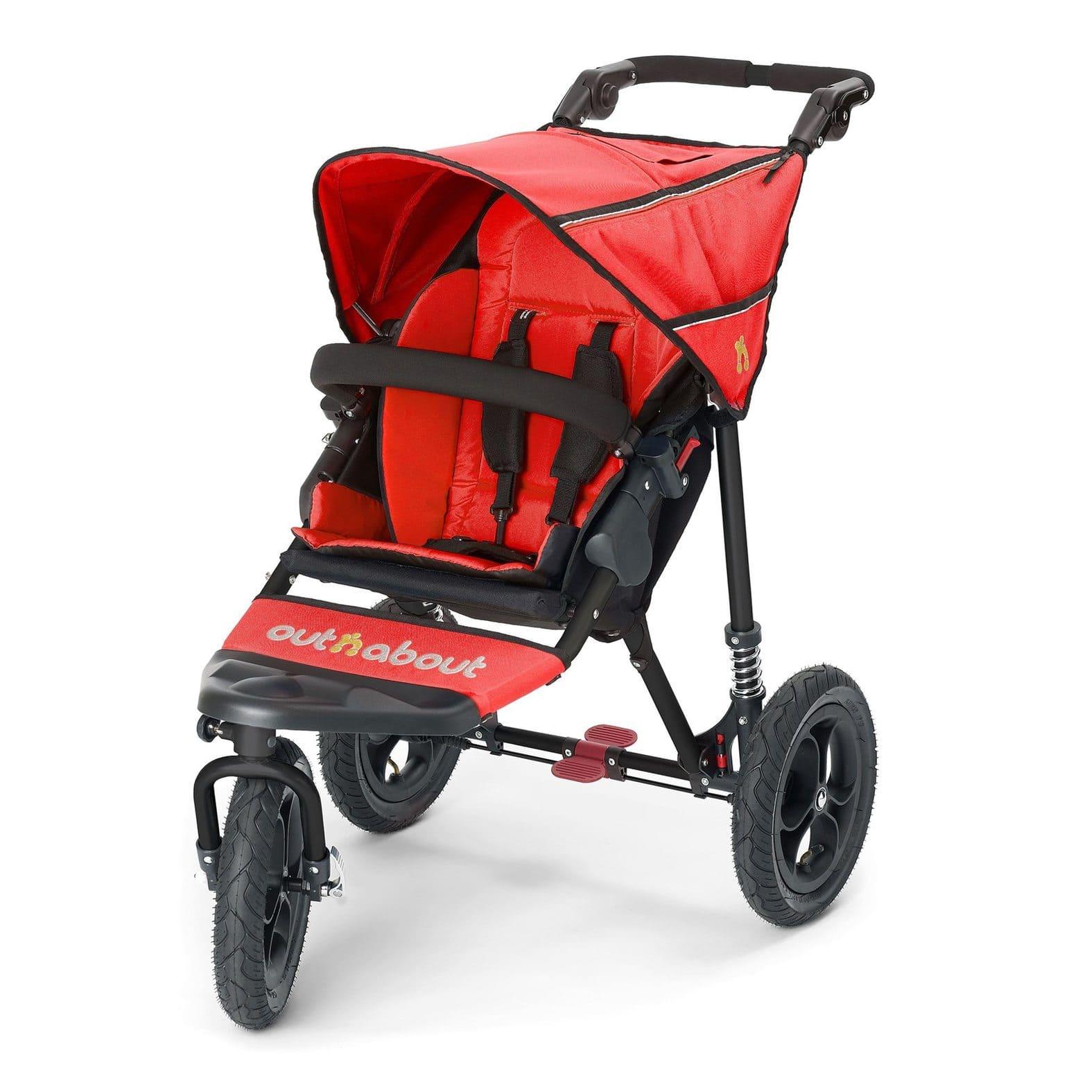 Out n About Nipr Single v4 Stroller