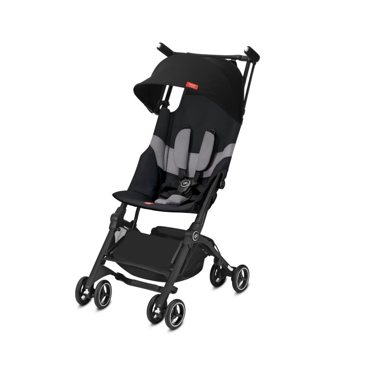 GB Gold Pockit+ All Terrain Ultra Compact Pushchair