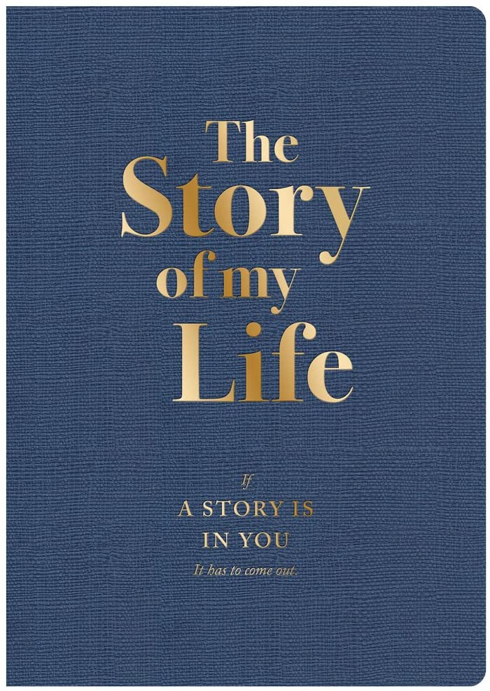 Story Of My Life Journal - Piccadilly