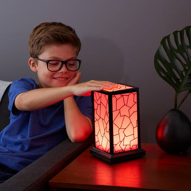 Long Distance Friendship Lamp - Uncommon Goods