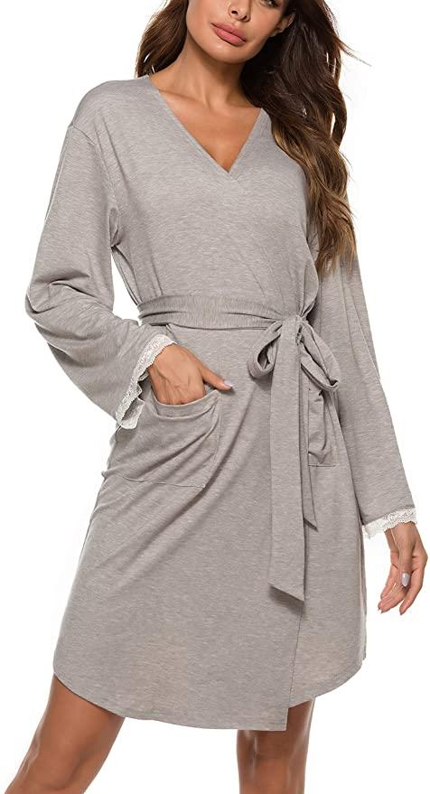 Women's Dressing Gown, Vlazom.