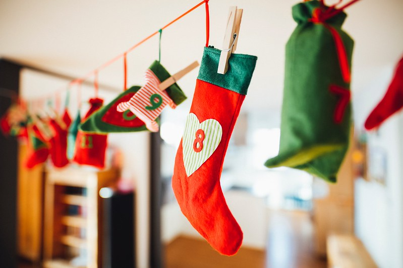 12 Best Christmas Stockings For Babies, Toddlers, Kids And Teens.