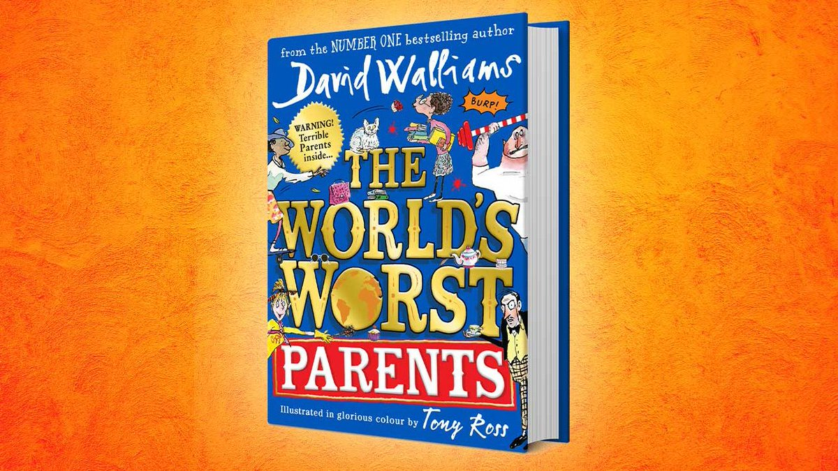 David Walliams' The World's Worst Parents - Waterstones