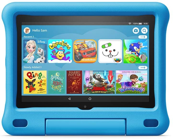 All-New Fire HD 8 Kids Edition Tablet - Amazon