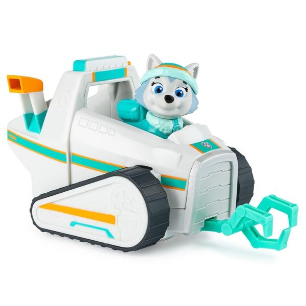 Paw Patrol Everest's Snow Plough Toy.