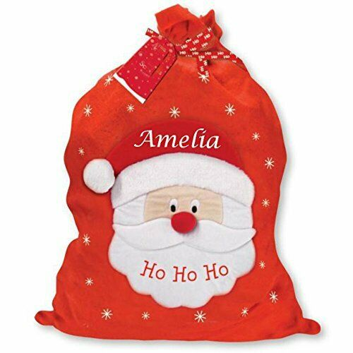 Hoolaroo Red Santa Christmas Sack.